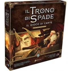 IL TRONO DI SPADE LCG core set seconda edizione italiana gioco di carte fantasy
