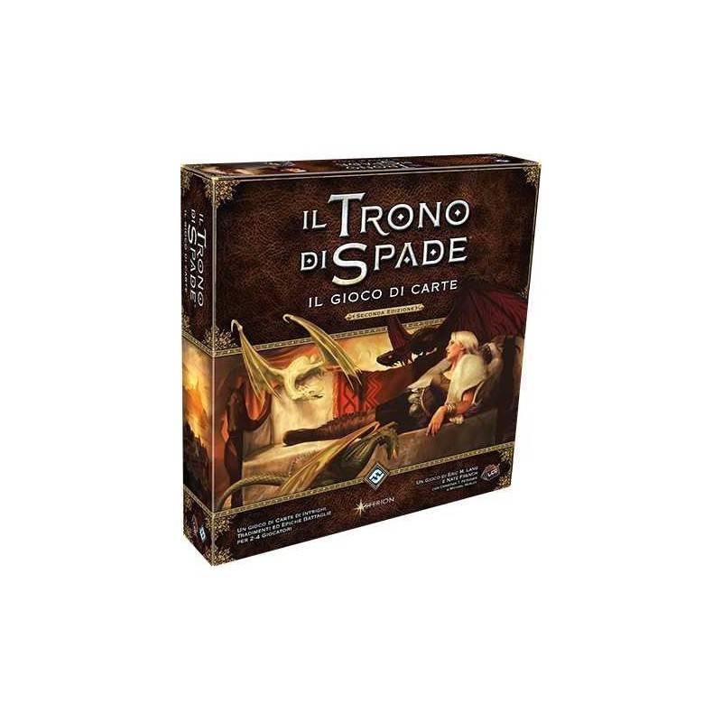Il trono di spade lcg core set seconda edizione italiana - Trono di spade gioco da tavolo ...