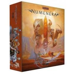 NUMENERA scatola base gioco di ruolo italiano FANTASY Wyrd PREMIO GDR ANNO 2015