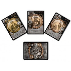 VAULTS kickstarter edition with stretch goals card game gioco da tavolo ENGLISH