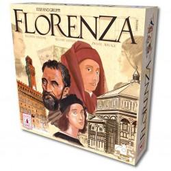 FLORENZA seconda edizione italiana PIAZZAMENTO gestionale 2-5 GIOCATORI età 14+ HC DISTRIBUZIONE