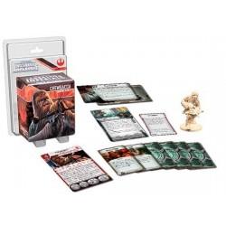 Pack Alleato CHEWBACCA espansione WOOKIEE FEDELE Assalto Imperiale STAR WARS gioco