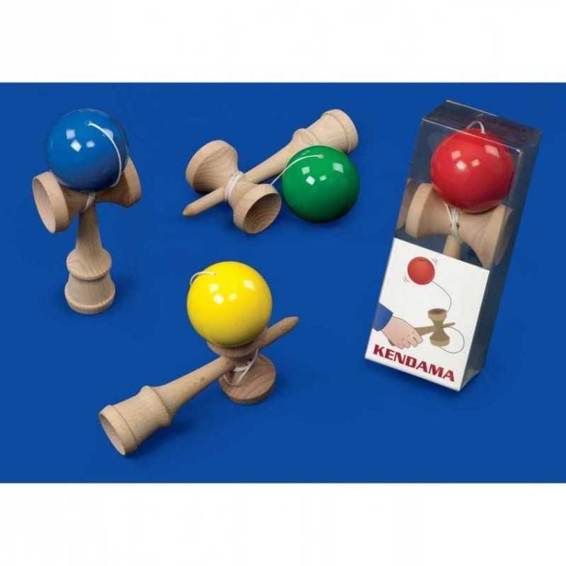 Kendama gioco giapponese in legno dal negro dalnegro for Legno giapponese