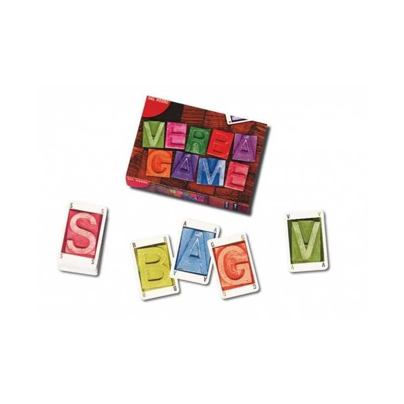 Verba game dal negro dalnegro gioco di carte lettere - Tavolo giardino delle parole chicco ...
