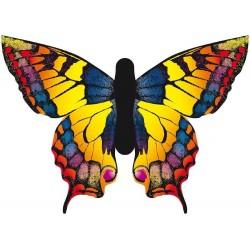 AQUILONE butterfly MONOFILO farfalla SWALLOWTAIL 50 cm INVENTO HQ single line kite GIOCO età 5+