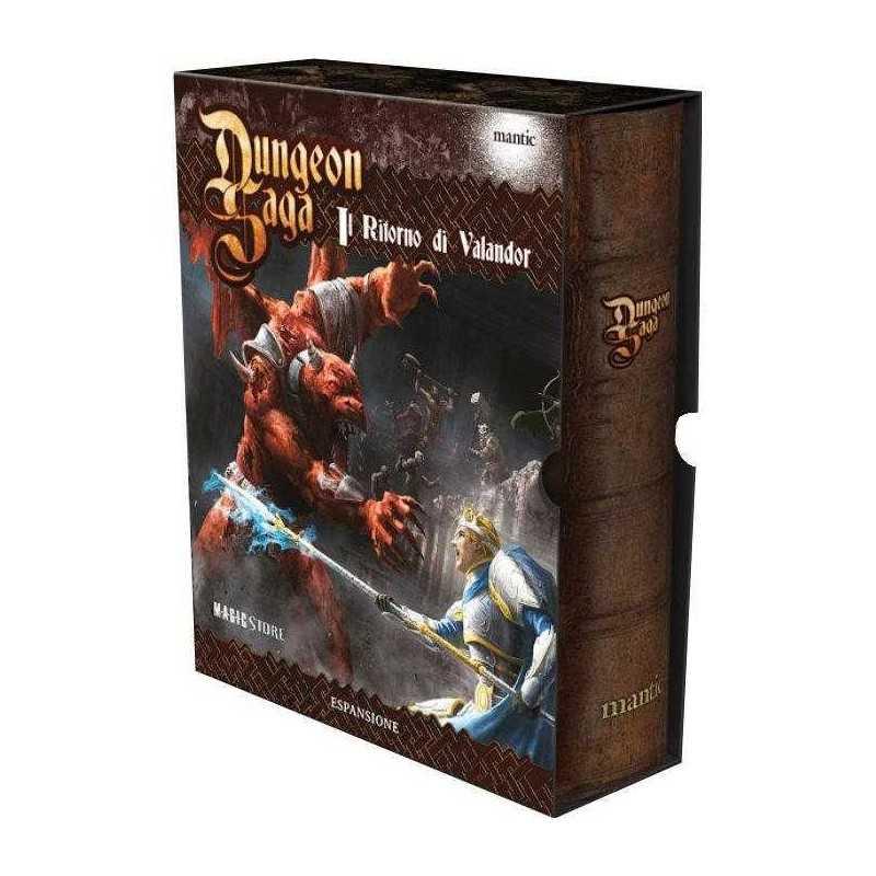 Espansione dungeon saga il ritorno di valandor miniature gioco da tavolo mantic italiano et 14 - Dungeon gioco da tavolo ...