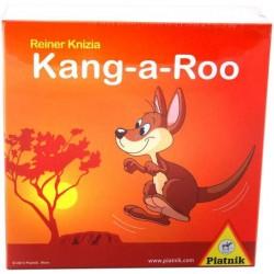 Pour les joueurs de Kang-A-ROO rapide carte jeu 3-6 ans 6 + piatnik rouge gant kangourou