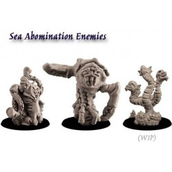 SKULL TALES Kickstarter edition Pirate adventure miniature game