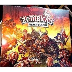 ZOMBICIDE BLACK PLAGUE Special Kickstarter Bundle HUNTSMAN Pledge and all Stretch Goals