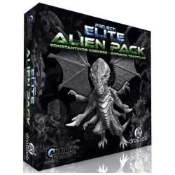 gioco base PROJECT: ELITE + espansione ALIEN PACK miniature COOPERATIVO Artipia Games KICKSTARTER