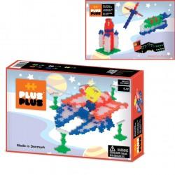 MIDI NEON 360 pezzi PLUSPLUS plus PEZZI PICCOLI gioco modulare costruzioni ETA' 5-12 spazio