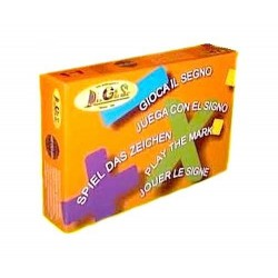 GIOCA IL SEGNO gioco di carte DI.GI.S play the sign CALCOLI E OPERAZIONI età 7+