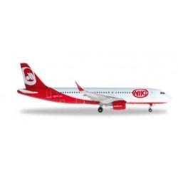 NIKI AIRBUS A320- 526401 HERPA WINGS 1:500