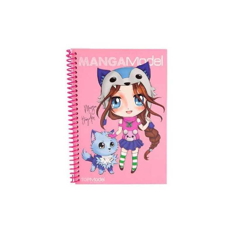 Album manga model pocket crea la tua topmodel da colorare for Crea la tua cameretta