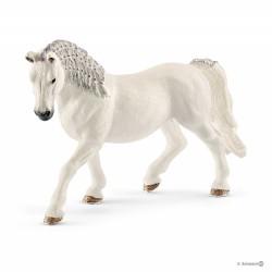 GIUMENTA LIPIZZANA animali in resina SCHLEICH miniature 13819 Farm Life MARE cavalli