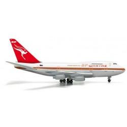 QANTAS BOEING 747SP - 523714 HERPA WINGS 1:500