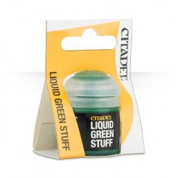 LIQUID GREEN STUFF Technical MATERIA VERDE Citadel GAMES WORKSHOP 12 ml