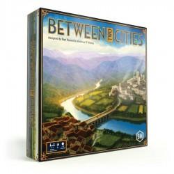 BETWEEN TWO CITIES edizione italiana GHENOS GAMES gioco di posizionamento + SEGNALINI PROMO PONTE DI RIALTO