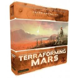 TERRAFORMING MARS in italiano gioco da tavolo gestionale GHENOS 2017  fantascienza