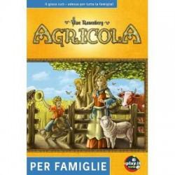 AGRICOLA PER FAMIGLIE primo gioco da tavolo gestionale in itlaiano per bambini da 8 anni UPLAY