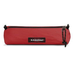 ASTUCCIO Eastpak ROUND Single RAW RED unico vano con zip EK702 180 tombolotto ROSSO