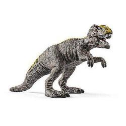 MINI T-REX Schleich TIRANNOSAURUS REX dinosauri 14596 miniatura in resina DINOSAURS