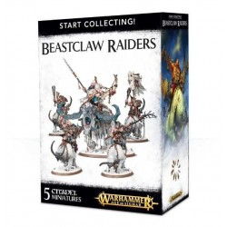START COLLECTING Warhammer 40000 40k BEASTCLAW RAIDERS 5 miniature GAMES WORKSHOP Citadel 12+