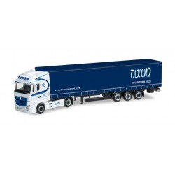 MERCEDES BENZ ACTROS BIGSPACE DIXON Herpa 304672 Auto Trucks Camion scala 1:87 model