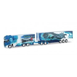 SCANIA R TL EUROCOMBI PRINSS Herpa 304429 Auto Trucks Camion scala 1:87 model
