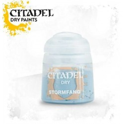 STORMFANG colore DRY Citadel WARHAMMER Games Workshop AZZURRO 12 ml