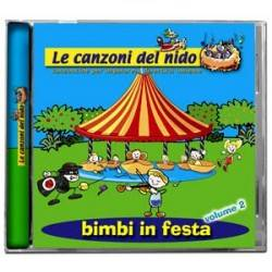 Bimbi in festa vol.2 CD