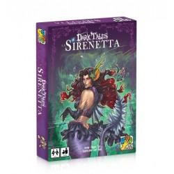 DARK TALES espansione SIRENETTA gioco di carte NARRAZIONE dvgiochi CANTASTORIE