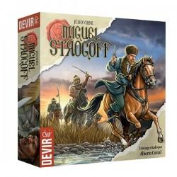 MICHELE STROGOFF edizione italiana DEVIR gioco da tavolo avventura e strategia da 12 anni