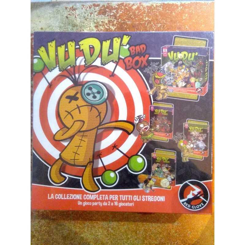Vudu bad box scatola completa gioco da tavolo con - Voodoo gioco da tavolo ...