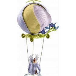 MAGICO PALLONCINO FIORE CON LUCE miniature in resina 41443 fantasy BAYALA fate elfi SCHLEICH età 5+