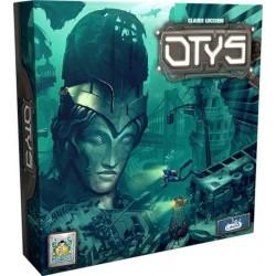 OTYS gioco strategico ASMODEE in italiano SOMMOZZATORI fantascienza ABISSI età 14+