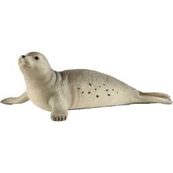 FOCA animali in resina SCHLEICH miniature 14801 Wild Life SEAL leone marino 3+