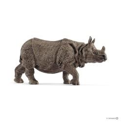 RINOCERONTE INDIANO 2018 animali in resina SCHLEICH miniature 14816 Wild Life RHINO età 3+