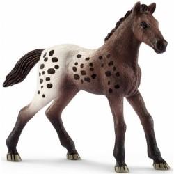 PULEDRO APPALOOSA cavalli in resina SCHLEICH miniature 13862 Farm World FOAL età 3+