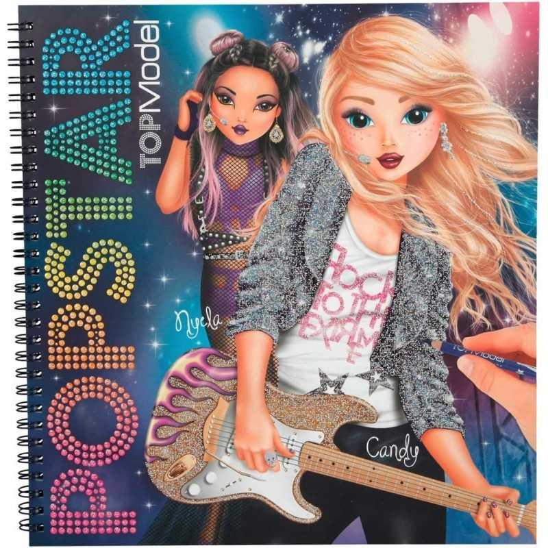 Crea la tua popstar create your album studio top model con for Crea la tua cameretta