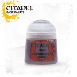 Daemonette Hide colore base Citadel paint 12 ml viola Games Workshop
