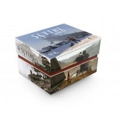 SCYTHE LEGENDARY BOX grande scatola Stonemaier Games per contenere espansioni