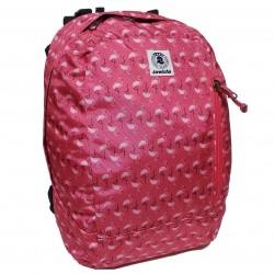 ZAINO REVERSIBILE Invicta GIFT backpack ROSA double face CARTELLA tempo libero SCUOLA