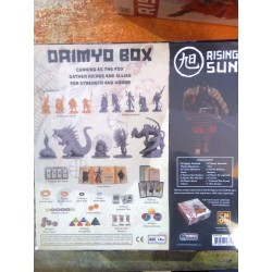 RISING SUN DAIMYO PLEDGE including Kickstarter Exclusives miniature game Coolminiornot