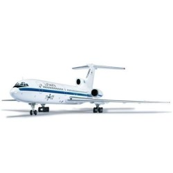 LUFTWAFFE OPEN SKIES TUPOLEV TU-154M 11 + 02 aereo in metallo 555456 modellino HERPA WINGS scala 1:200 plane