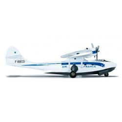 AIR FRANCE CONSOLIDATED VALUEPBY-5A CATALINA aereo in metallo 555241 modellino HERPA WINGS scala 1:200 plane