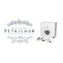 PETRICHOR Kickstarter edition includes FLOWERS expansion and all stretch goals