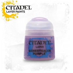 GENESTEALER PURPLE Citadel paint colore acrilico layer 12 ml Warhammer Games Workshop