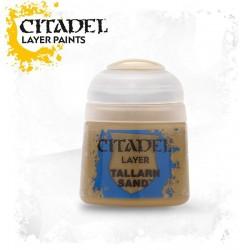 TALLARN SAND Citadel paint colore acrilico layer 12 ml Warhammer Games Workshop