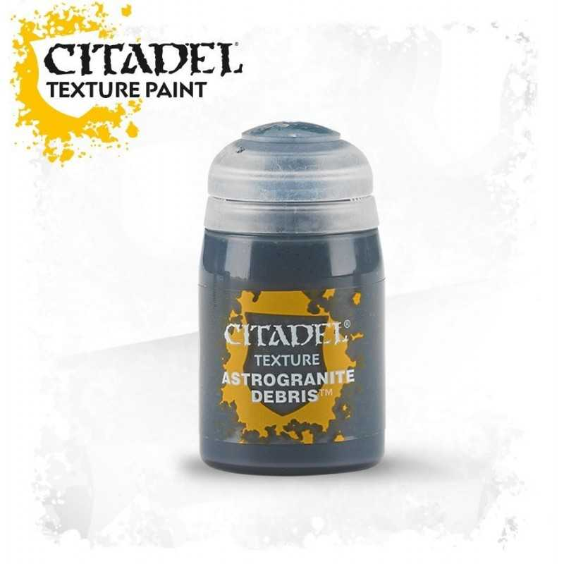 ASTROGRANITE DEBRIS texture paint colore Citadel decorativo per basette